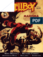 Hellboy - Makoma #02