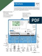 275 Boiler Control - One TN4, Four Modulating Boiler & DHW / Setpoint