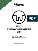 Wiggle Manual