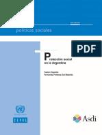 Proteccion Social en La Argentina