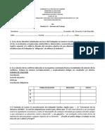 Der Trabajo - Tpi y Evaluacion 2013