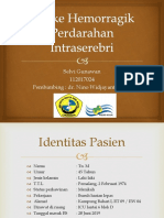 Case perdarahan intracerebral