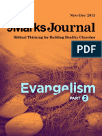 9Marks Journal 2013 Nov-Dec Evangelism2