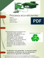 Procesos Eco Eficientes