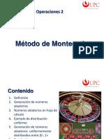 Método Montecarlo UPC IO2