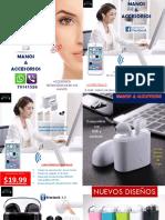 Catalogo Manos & Accesorios Julio