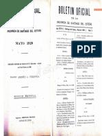 Boletín Oficial 1928-10
