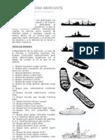 Nautica Marina Mercante Con Imagen