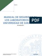 Manual de seguridad de laboratorio