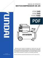 Operation Manual Motocompressor Hyundai