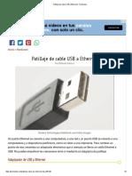 Patillaje de Cable USB a Ethernet _ Techlandia