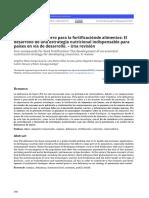 Compuestos de hierro para la fortificaciónde alimentos El desarrollo de una estrategia nutricional indispensable para países en vía de desarrollo. – Una revisión.pdf