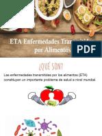 ETAS (Enfermedades de Transmicion Alimentaria)