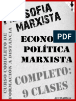Cursillo de Economia Politica Marxista