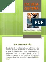 1.- Artes de La Escuela Quiten A
