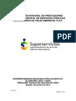 2015evaluacionintegraldelaempresamunicipaldeserviciospublicosdomiciliariosdeveleze.s.pemprevele.s.p