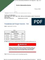 420 D transmission test