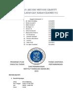 Laporan Akuisisi Metoda Gravity Kelompok 1.pdf