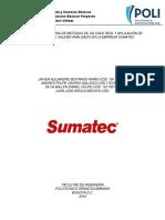 Información General Del Proyecto SUMATEC Entrega Final