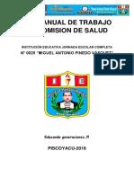 Plan Anual de Salud -2018