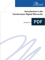 SDH Basics (Marconi 2000)