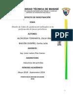 Proyecto Petroleo Chivo