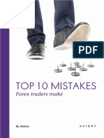 Top 10 Mistakes (FOREX TRADING)