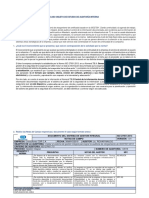 Caso de Objeto de Estudio de Auditoria PRAI 6