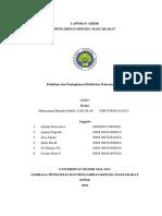 Laporan Pelatihan & Peningkatan Efektivitas Pelayanan Desa.docx