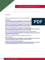 Material Didáctico - Referencias - S1
