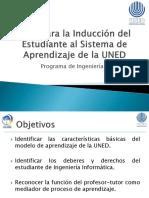 Guía Inducción a La UNED