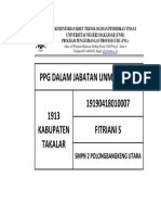 Label Ppg 2019fitri