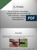 EL TETANO
