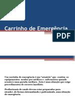 Carrinho de Emergência-1