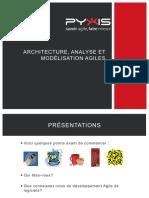 Architecture et Modélisation Agile
