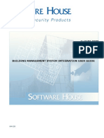 Building BacNet-2.50 & Up_User Guide