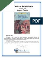Angela Devine - Noiva Substituta