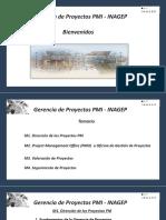 Proyectos Inagep m1 - Direccion de Proyectos Parte 1