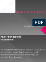 Pole Foundation