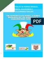 Documento Politica Publica de Primera Infancia, Infancia y Adolescencia Ultima Versión 2 Ver 3 - EDITADO 31.12.2015
