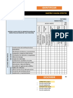 Metodologías de Identificación y Valoración de Impactos Ambientales