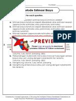 Super Teacher Worksheets Metode Estimasi Biaya YUNAIDI