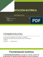 Ejemplos de Microorganismos Que Realizan Fermentacion Butirica Corregida