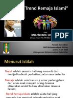 Trend Remaja Islami