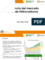 15. Tendencia Del Mercado Local de Hidrocarburos