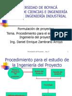 CCC Ingeniera Del Proyecto