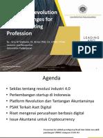 Revolution 4.0 UI Borobudur 19 Juni 2019