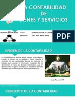 La Contabilidad Expositor Cpc. Jose Mateo Ponce