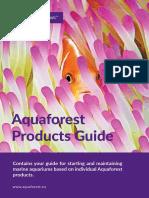 Aquaforest Products-Guide en RGB