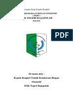 Program Kerja Kepala Bengkel.docx